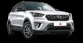 Hyundai Creta - изображение №1